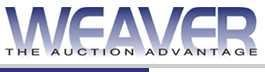 Weaver Auctions Logo
