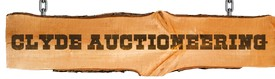 Clyde Auctioneering Logo