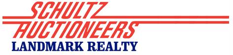 Schultz Auctioneers Logo