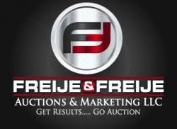 Freije & Freije Auctioneers Logo