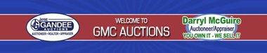 McGuire Auctioneers Logo