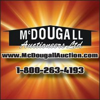 McDougall Auctioneers Ltd Logo
