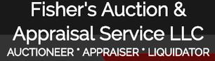 Fisher's Auction & Appraisal Service LLC Logo