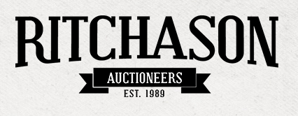Ritchason Auctioneers, Inc. Logo