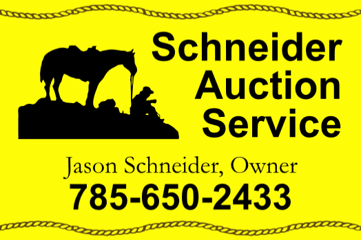 Schneider Auction Service Logo