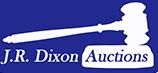 J.R. Dixon Auctions Logo