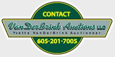 VanDerBrink Auctions, LLC Logo