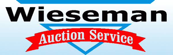 Wieseman Auction Service Logo