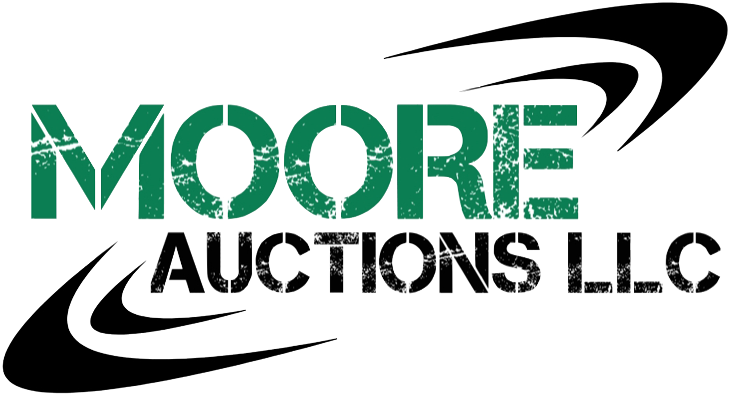 Moore Auctions LLC Logo
