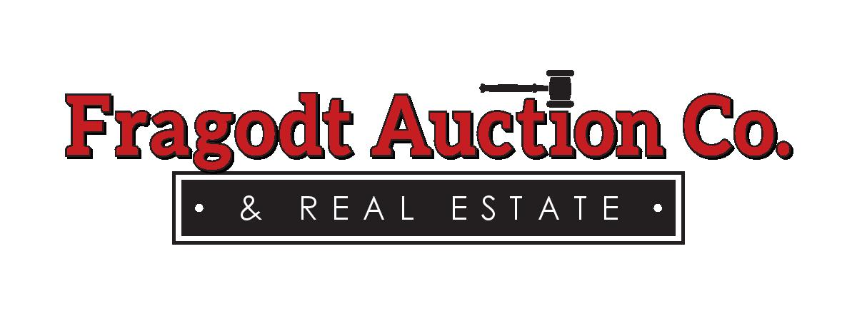 Fragodt Auction & Real Estate Logo