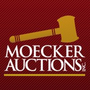 Moecker Auctions Inc Logo