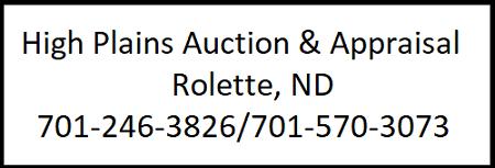 High Plains Auction & Appraisal Logo