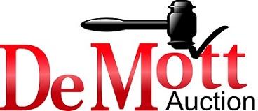 DeMott Auction Company Inc Logo