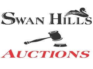 Swan Hills Auctions Logo