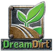 DreamDirt Farm and Ranch Real Estate, LLC. Logo