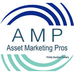 Asset Marketing Pros-Trinity Auction Gallery Logo