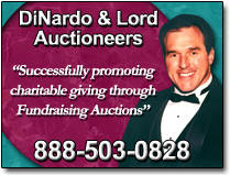 DiNardo & Lord Auctioneers - Benefit Auctions Logo