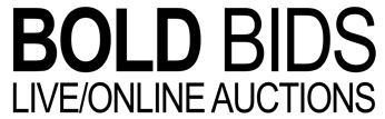 Bold Bids Live/Online Auctions Logo