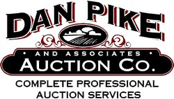 Dan Pike Auction Company Logo