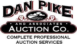 Dan Pike Auction Company Logo
