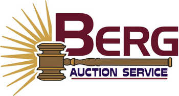 Berg Auction Service Logo