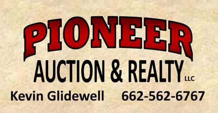 Pioneer Auction & Realty, LLC Logo