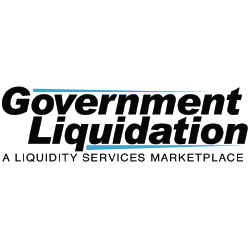 Government Liquidation Logo