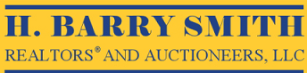 H. Barry Smith Realtors and Auctioneers Logo