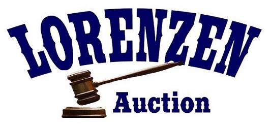 Lorenzen Auction Logo