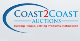 COAST2COAST AUCTIONS Logo