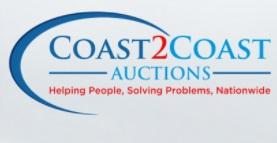 COAST2COAST AUCTIONS Logo