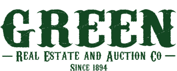 Green Real Estate & Auction Co. Logo