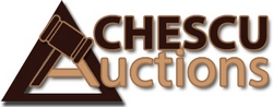 Chescu's Auction Logo
