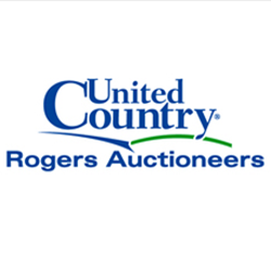 United Country Rogers Auctioneers, Inc. Logo