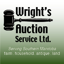 Wright's Auction Service Ltd. Logo