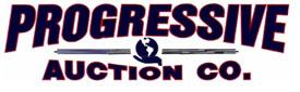 Progressive Auction Co. Logo