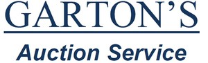 GARTON'S AUCTION SERVICE Logo