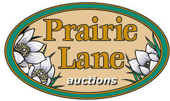 Prairie Lane Auctions Logo