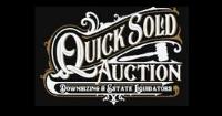 Quick Sold Auction Logo