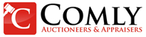 Comly Auctioneers & Appraisers Logo