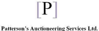 PATTERSON'S AUCTIONEERING SERVICES LTD. Logo
