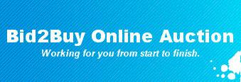 Bid2Buy Online Auctions Logo