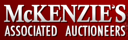 McKenzie's Associated Auctioneers Logo