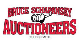 Bruce Schapansky Auctioneers Inc. Logo