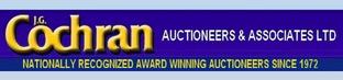 J.G. Cochran Auctioneers & Assoc. LTC Logo