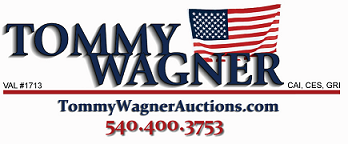Tommy Wagner Auctions Logo