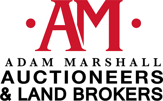 Adam Marshall Auctioneers & Land Brokers LLC Logo