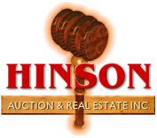 Hinson Auction & Real Estate, Inc. Logo