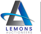Lemons Auctioneers, LLC and Online Pros Logo