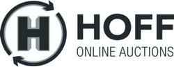 Hoff Online Auctions Logo